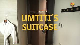 What's in Umtiti's case?