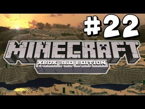 Minecraft: Xbox 360 - Go Away Ugly Zombie! - Part 22
