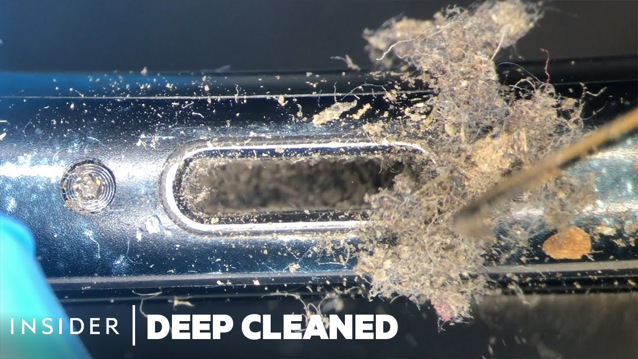 How iPhones Are Professionally Cleaned | Deep Cleaned