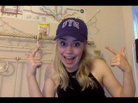 How I Got into NYU Tisch Drama!