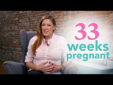 33 Weeks Pregnant - Ovia Pregnancy