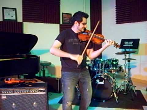 The Pretender - Foo Fighters my Grammy Moment - Violin solo