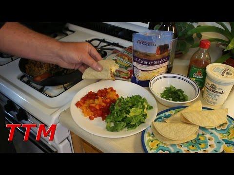 Fast Crispy Ground Pork Tacos~ Taco Flavor Seasoned Ground Pork Review