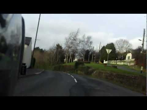 Armagh to Portadown on Honda XL1000V Varadero
