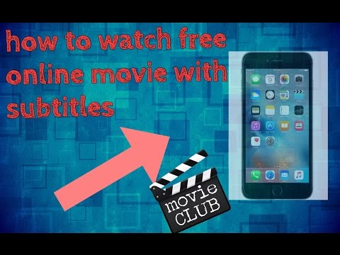 How to watch free online movies and tv shows with subtitles ?/2017||ios9/ios10/iphone/ipad