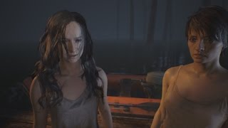 Resident Evil 7 All Choices / All Endings (Save Mia Ending and Save Zoe Ending)