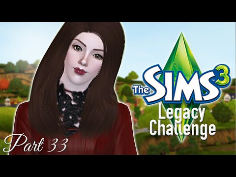 Let's Play: The Sims 3 Han Legacy Challenge (Part 33) Return of Legacy