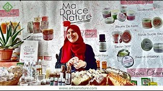 MA DOUCE NATURE ® par Artisanature ...بالطبيعة تونسي