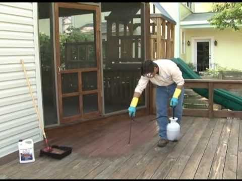 Deck Redo in Four Simple Steps with Thompson's WaterSeal