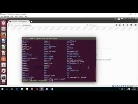 Solve Internet Connection Problem on Ubuntu 17.04