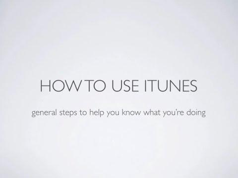 iTunes Tutorial by AudioFlood.com