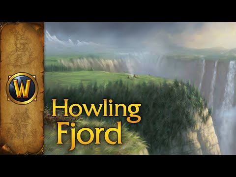 World of Warcraft - Music & Ambience - Howling Fjord and Utgarde Keep
