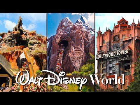 Top 10 Fastest Rides at Walt Disney World