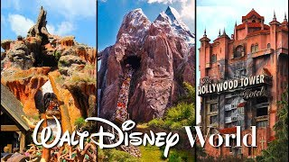 Top 10 Fastest Rides at Walt Disney World