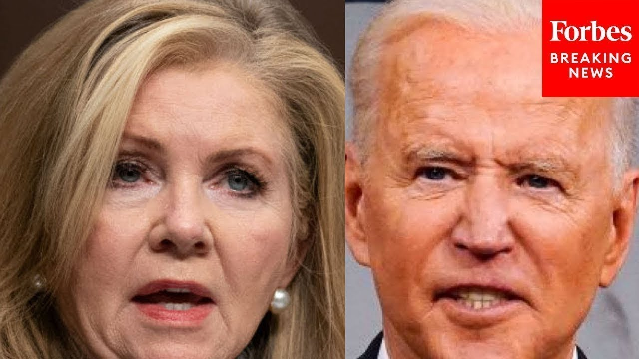 """""""I'm Going To Stop You Right There"""": Marsha Blackburn Cuts Off Biden Nominee Over """"Astounding"""" Reply"""