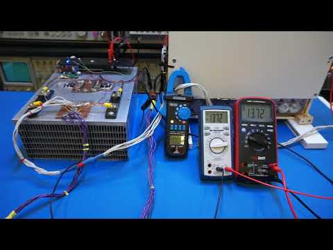 DIY 12V 110Ah Battery Bank Load Testing