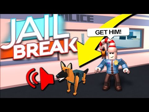 WHAT IF THEY ADDED DOGS TO JAILBREAK..