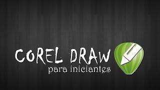 Curso de Corel Draw para iniciantes - Aula 01