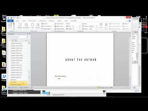 How to open and edit an ebook (epub file) with Sigil (free software)