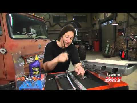 Quick Tips - Cutting Aluminum