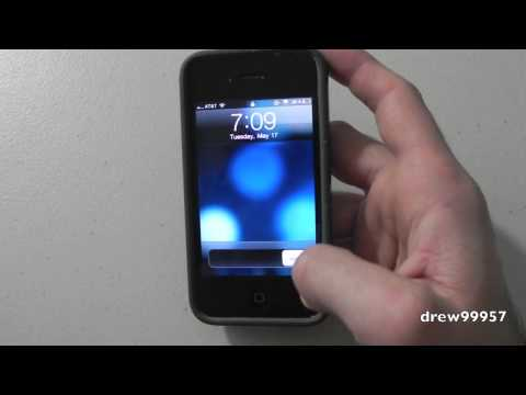 Remove your iPhone iPod LockScreen Clock witch LockScreen clock hide