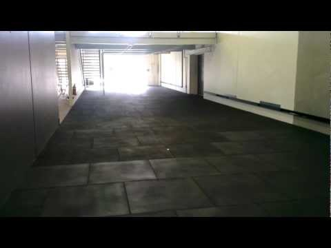 How to Lay / Install Rubber Gym Flooring