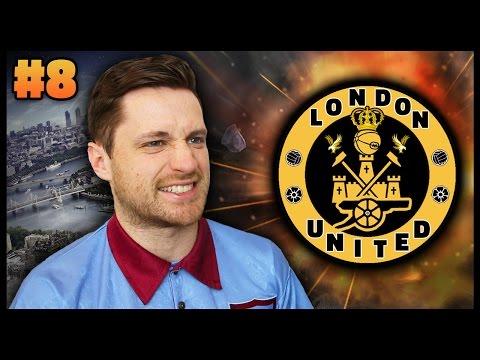 LONDON UNITED! #8 - Fifa 15 Ultimate Team