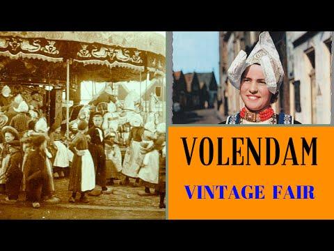 Volendam, vintage Fair