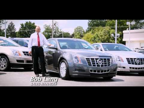 Cadillac Sales End Soon at Mike Raisor Cadillac, Lafayette, IN
