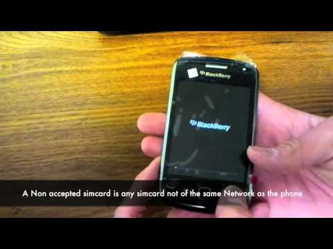 Unlock Blackberry Curve 9380 : How to Unlock Blackberry Curve 9380 by MEP Unlocking