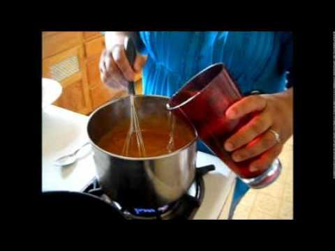 Homemade Red Enchilada Sauce...Mole