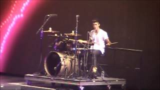 Justin Bieber |  Drum Solo | Believe Tour 2012