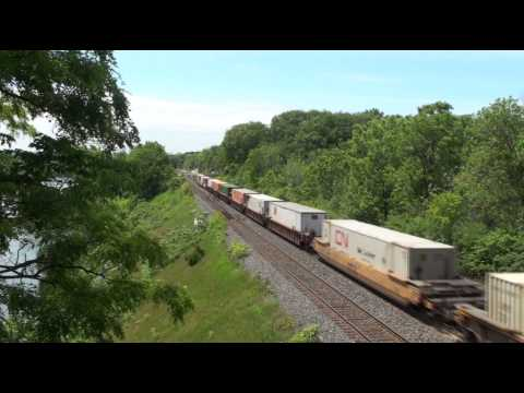 Railfanning Bayview Junction