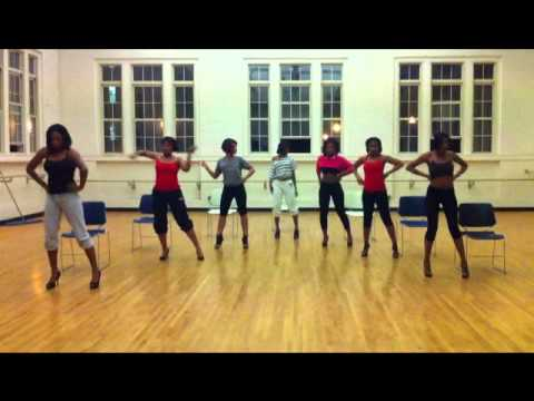 One Night Stand Choreography-Keri Hilson