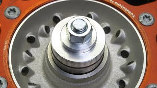 2019 KTM 250 EXC TPI- Front Wheel Preparation & Mods
