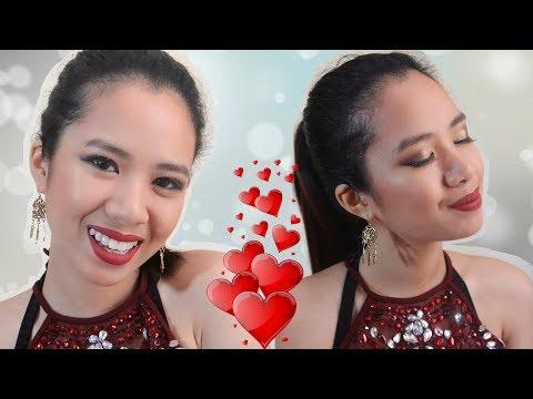 ♥︎FLIRTY SEXY♥︎ Valentine's Day Makeup Tutorial | Love Talks and Advices