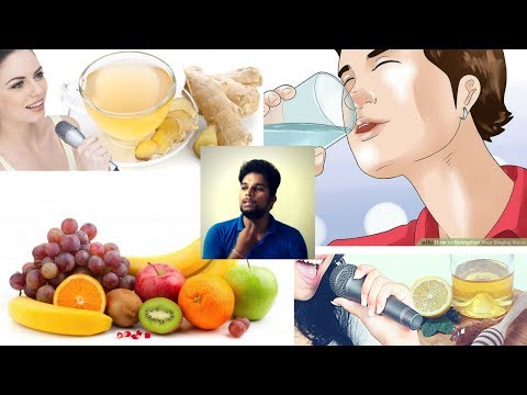 Singing Classes #27 The Best Diet for Singers for A Sweet Voice | Hindi
