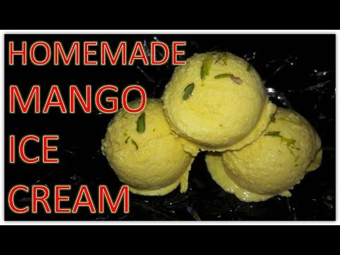 Mango Icecream | Homemade | Recipe | BY FOOD JUNCTION