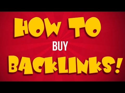 Off Page SEO - How to Buy HIGH QUALITY BackLinks (ENTIRE PROCCESS!)