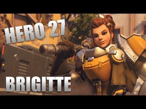Overwatch | First Look at Brigitte!!! Hero 27