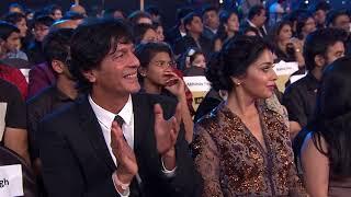 Ranveer Singh praises Sanjay Leela Bhansali | Best Director | Zee Cine Awards 2016