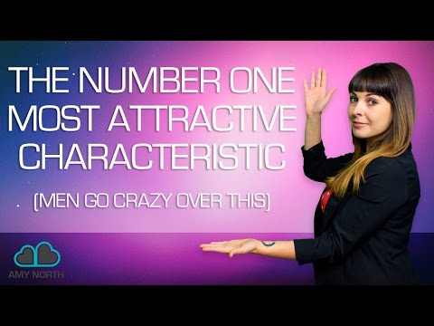 The #1 Most Attractive Characteristic to Men (Drive Him Wild)