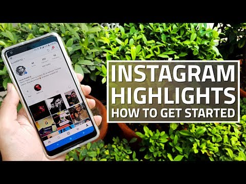 Instagram Highlights: How to Get Started