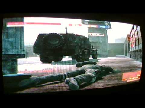 Metal Gear Online Beta - Playing Dead