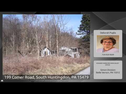 199 Comer Road, South Huntingdon, PA 15479