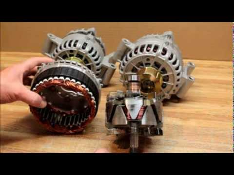 Alternator Problems, Upgrading Ford's 6G Alternator issues going from Small Case to Large Case