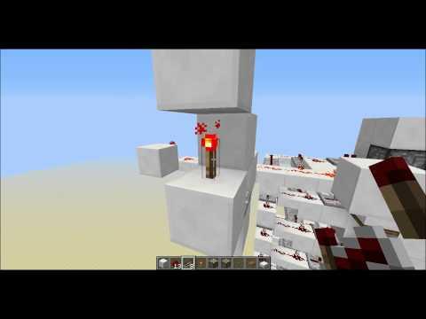 Minecraft - Elevator [Multiplayer Compatible] (1.6 Pre-Release) (HD)