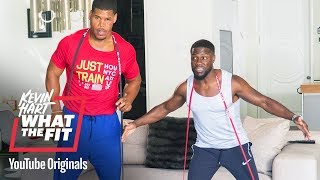 Getting the Bands Back Together | Kevin Hart: What The Fit | Laugh Out Loud Network