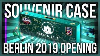 SOUVENIR 2019 BERLIN CASE UNBOXING (AK BLACK LAMINATE)