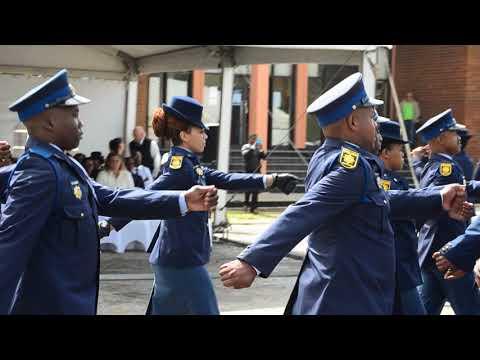 SAPS parade1